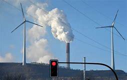 eolienne charbon