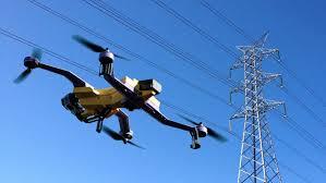 drone reseau