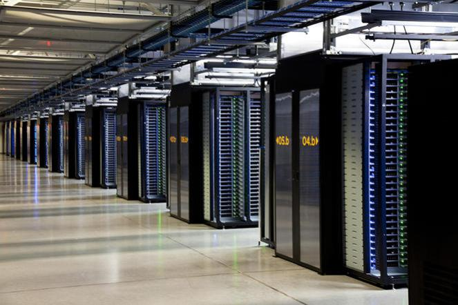 Facebook Server Farm, Oregon