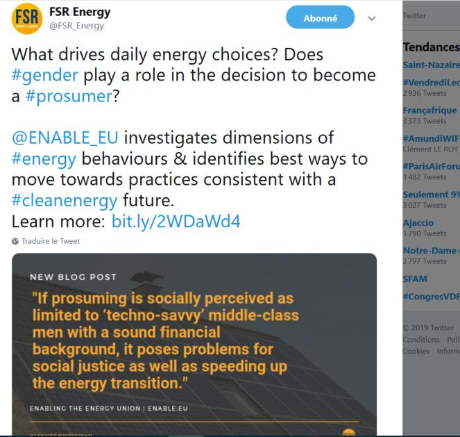 fsr gender